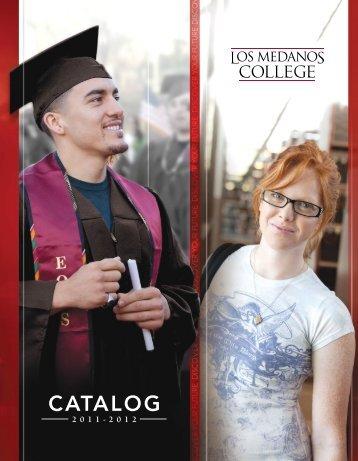 CATALOG - Los Medanos College