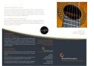 Musiktherapie - Musikschule - Guben