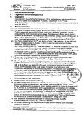 General Appraisal Certificate DIN 4102-B1 - Hess & Co. AG - Page 2