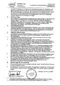 General Appraisal Certificate DIN 4102-B1 - Hess & Co. AG - Page 4
