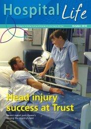 Hospital Life October 2010 - Barking Havering and Redbridge ...