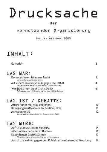 drucksache_09_02_web.pdf - Aktuelles aus der VO - Bildung ...