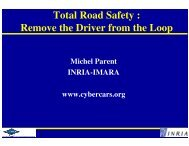 Total Road Safety : Remove the Driver from the Loop