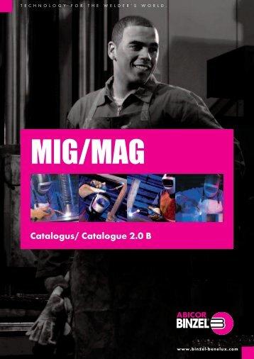 Binzel MIG-toortsen.pdf - Lastechniek - Holland BV