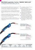 Binzel MIG-toortsen.pdf - Lastechniek - Holland BV - Page 4