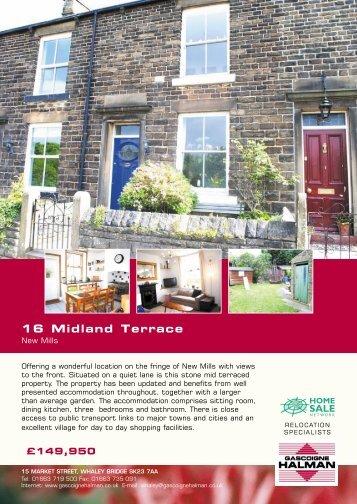 16 Midland Terrace