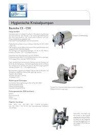 Datenblatt CS-CSX - SOMA Flow Components GmbH