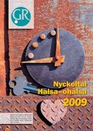 Nyckeltal Hälsa-Ohälsa 2009.pdf - GR