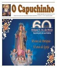 Setembro de 2011 - Paróquia Nossa Senhora das Mercês