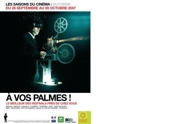 À VOS PALMES ! - ACAP • Cinéma • Pôle Image Picardie