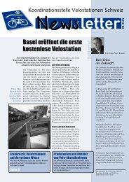letter - Koordination Velostationen Schweiz