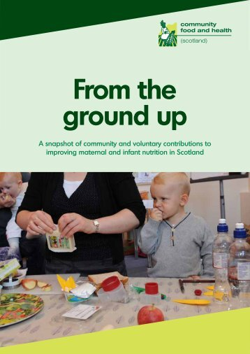 From the ground up - Community Food and Health