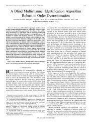 A blind multichannel identification algorithm robust to order ...