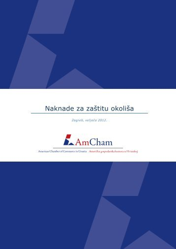Naknade za zaštitu okoliša - AmCham