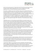 Høringssvar til 'Anbefalinger for den palliative indsats' - Danmarks ... - Page 2