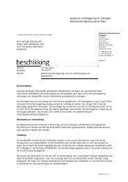 Den Hartogh Cleaning BV Haven 4201 Botlekweg 190 3197 KA ...