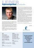 Medlemsnyt 4/2010 - Det Faglige Hus - Page 2