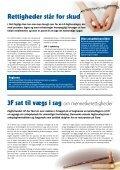 Medlemsnyt 4/2010 - Det Faglige Hus - Page 5