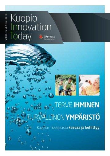 Tässä - Kuopio Innovation Oy