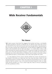 Wide Receiver Fundamentals.pdf - Fast and Furious Football