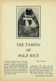 THE TAMING OF WILD RICE - webapps8