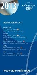 als PDF - AGA