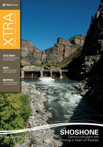 March 2011 - Volume 11 - Issue 5 - Xcel Energy