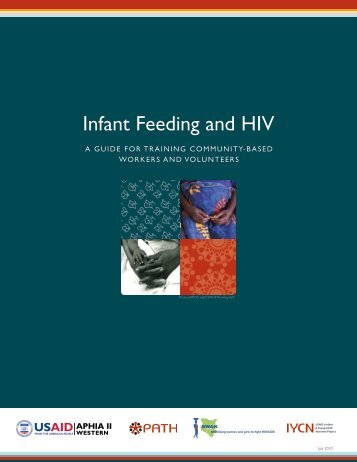 Infant Feeding and HIV - USAID's Infant & Young Child Nutrition ...