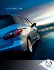 2012 Mazda5 Brochure