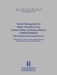Economics Working Paper 99-09. Farmer ... - AgEcon Search