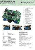 Formula Flowcode Datasheet - Matrix Multimedia Ltd - Page 3