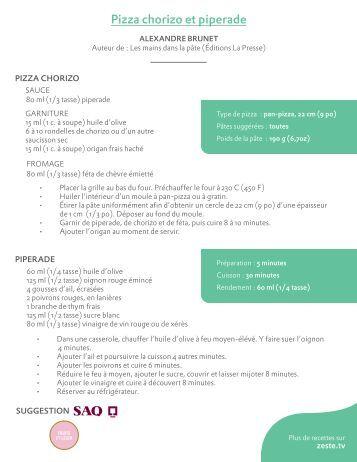 Voici le détail des recettes.