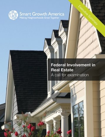 Download the Executive Summary (PDF) - Smart Growth America