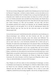 1 Vom Maulen und Murren – 4 Mose 11,1-35 Wie ... - EMK Winterthur