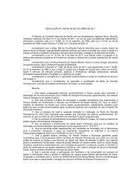 RESOLUÇÃO Nº, 448 DE 06 DE OUTUBRO DE 2011 O ... - CFP