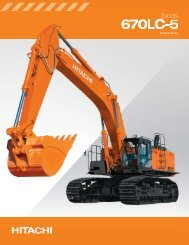 670LC-5 - Hitachi