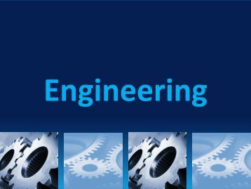 Engineering - West Bengal Industrial Development Corporation