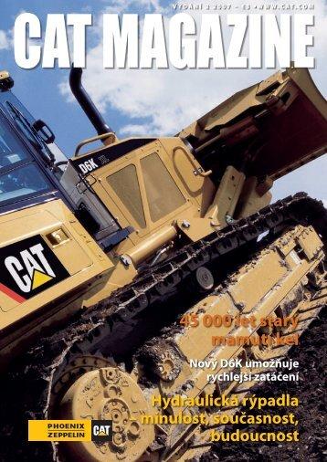 cat magazine - Phoenix-Zeppelin, spol. s ro