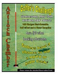 Golf Invitation 2010 color.pub - Antioch Chamber of Commerce