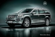 Třída GL. - Mercedes-Benz PRAHA