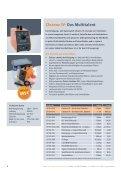 Elektrochemisches Reinigen, Polieren, Signieren Galvanisieren - Seite 6