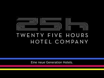 Goldman 25hours Hotel - POM