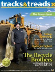 The Green Issue - Finning Canada