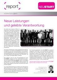 2011 - Neustart