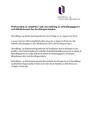 Les hele uttalelsen her - Likestillings- og diskrimineringsombudet