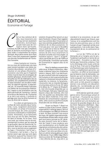 Revue 9 - Institut Alcor