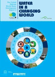 water in a changing world - ICCIP the International Climate Change ...