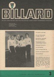 Maerz 1977 - DDR Billardzeitungen 1976