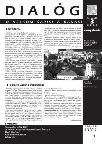 Dialóg 3 - home.nextra.sk