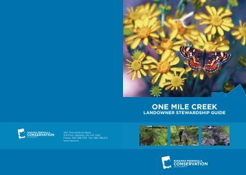 One Mile - Niagara Peninsula Conservation Authority
